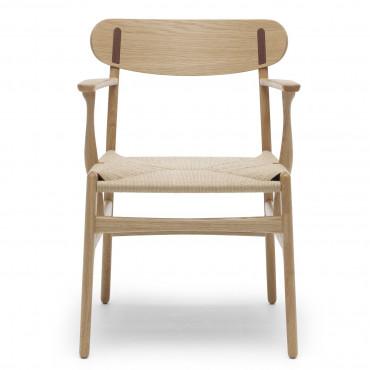 "Chaise ""CH26"" (Plusieurs finitions disponibles) - Hans Wegner - Carl Hansen & Son"