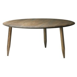 Table d'appoint Hoof Table SW2 ø90 cm by Samuel Wilkinson