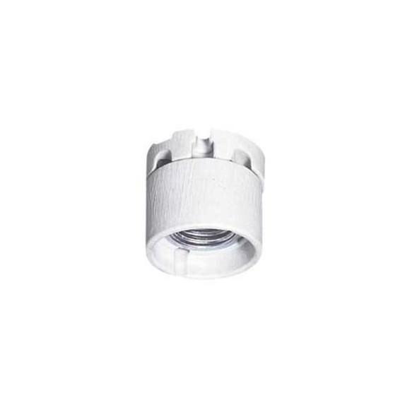 Plafonnier droit applique rétro en porcelaine - THPG