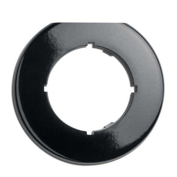 Cache externe en duroplast rond (encastrable) - THPG