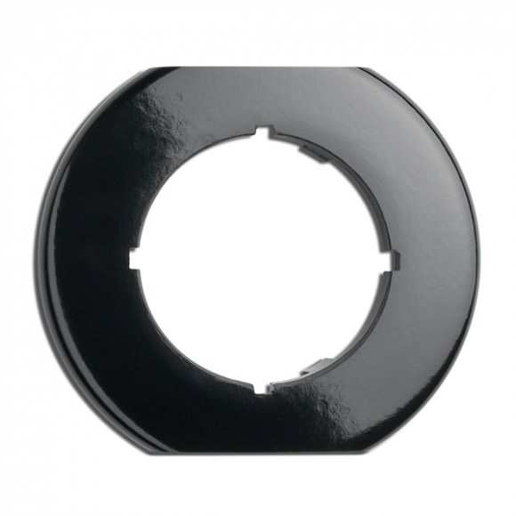 Cache central en duroplast rond (encastrable) - THPG