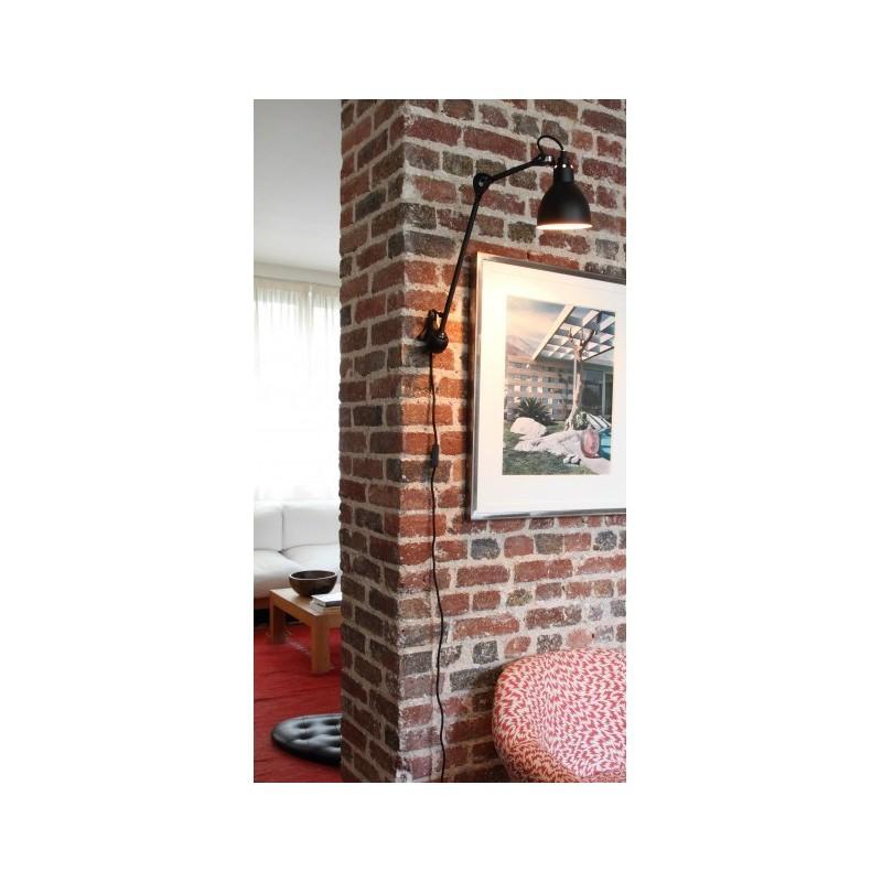 lampe applique gras 222 bl sat atelier 159. Black Bedroom Furniture Sets. Home Design Ideas
